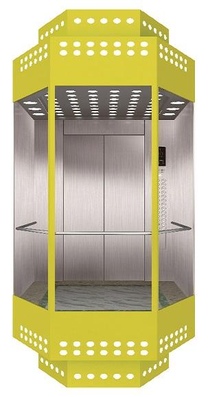 观光电梯图片