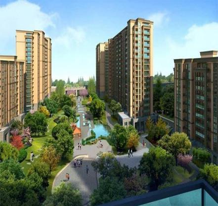 内蒙古巴彦淖尔首都花园