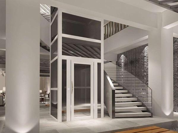 上海别墅电梯